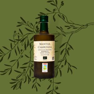 aceite virgen extra ecológico arbequina