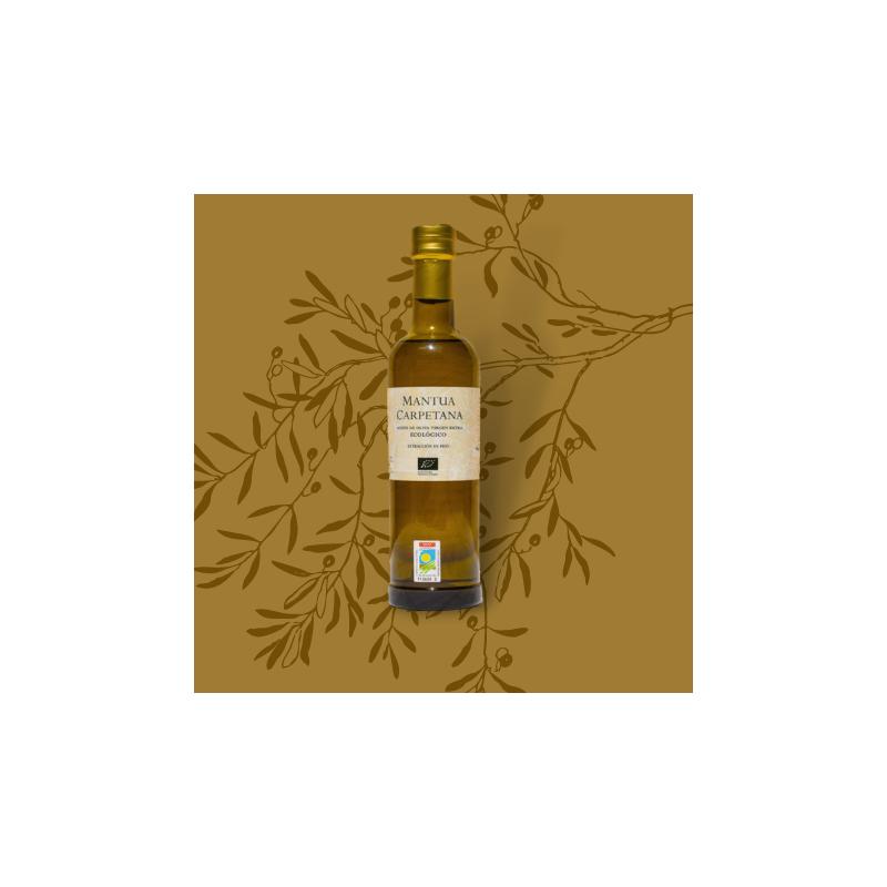 aceite virgen extra ecológico
